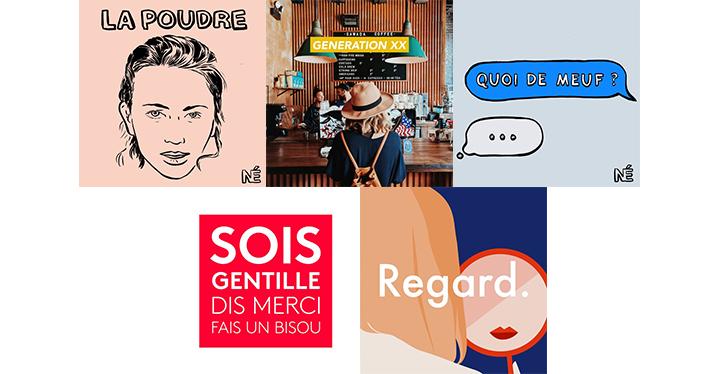 5 podcasts féministes à découvrir au plus vite