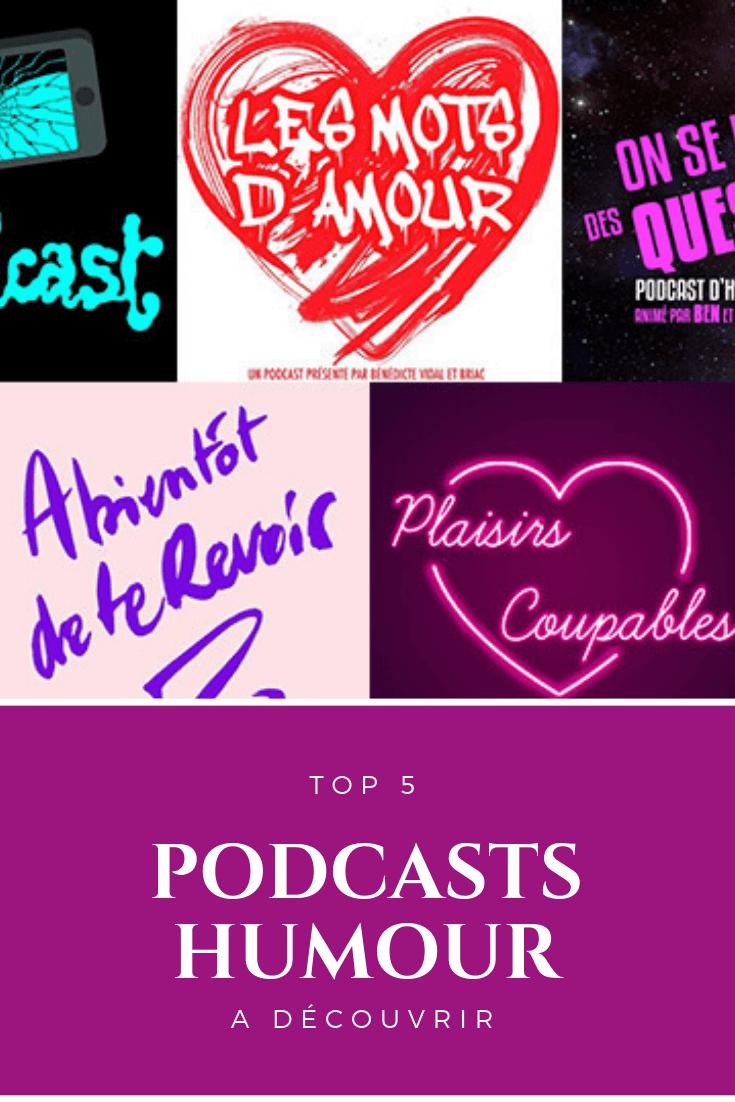 5 podcasts humour à découvrir