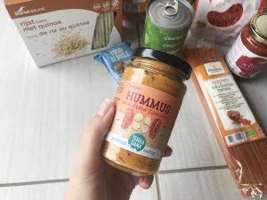 Hummus Commande Kazidomi